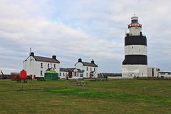 Hook Lighthouse at Hook Head Stock Photos