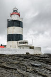 Hook Lighthouse at Hook Head, Ireland Royalty Free Stock Photography