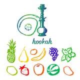 hookah Image libre de droits