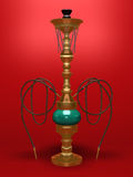 The Hookah Royalty Free Stock Images