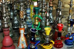 Hookah in Egypt Royalty Free Stock Images