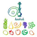 Hookah Royalty Free Stock Image