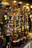 Hookah for sale in Souq, Doha Stock Photos