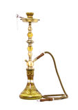 Hookah ( Water pipe ) isolated on a white background Royalty Free Stock Image