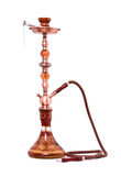 Hookah ( Water pipe ) isolated on a white background Royalty Free Stock Photo