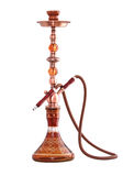 Hookah ( Water pipe ) isolated on a white background Stock Photo