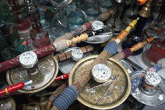Hookah (Water Pipes) Stock Images