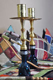 Hookahs Stock Photography
