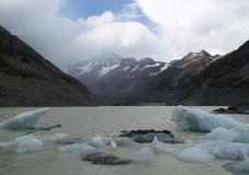 Hooker lake Stock Images