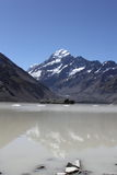 Hooker Lake Stock Image