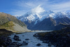 Hooker River Royalty Free Stock Image