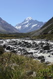 Hooker Valley Track Royalty Free Stock Photo