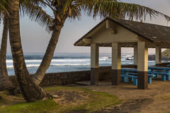 Hookipa Beach Park at Sunrise Stock Image