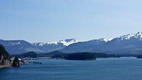 Hoonah, Alaska Royalty Free Stock Image