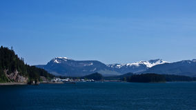 Hoonah, Alaska Royalty Free Stock Photo