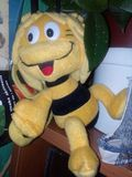 Hooneybee doll. In my room Stock Photos