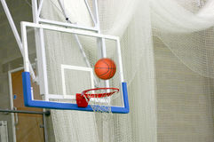 Hoop! Royalty Free Stock Image