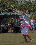 Hoop Dancing Stock Photos