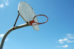 Hoop Dreams Royalty Free Stock Images