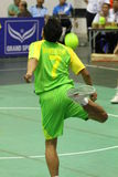 Hoop Takraw : Chonburigame Thailand Stock Image
