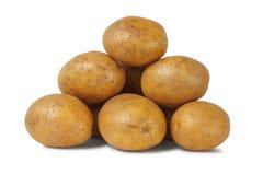 Hoop van Aardappels Stock Fotografie