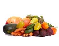 Hoop van groenten Stock Afbeelding