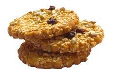 Hoop van koekjes Royalty-vrije Stock Foto's