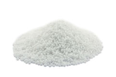 Hoop van minerale meststoffen Stock Foto's