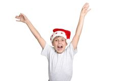 Hooray it's Christmas Stock Images