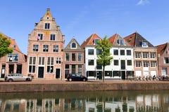 Hoorn holandie obrazy stock
