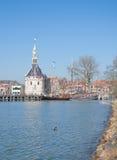 Hoorn,Ijsselmeer,Netherlands Royalty Free Stock Image