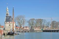 Hoorn,Ijsselmeer,Netherlands Stock Photo