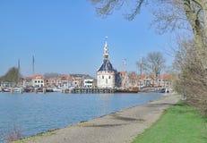 Hoorn,Ijsselmeer,Netherlands Stock Images