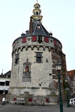 Hoorn Main Tower Stock Photography