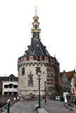 Hoorn Main Tower Royalty Free Stock Image