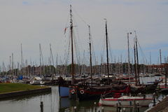 Hoorn the Netherlands Royalty Free Stock Photography