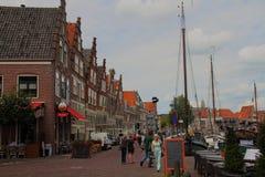 Hoorn the Netherlands Stock Photos
