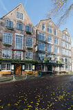 Hoorn. THE NETHERLANDS - OCTOBER 22: Typical Dutch architecture on October 22, 2013 in , The Netherlands Royalty Free Stock Image