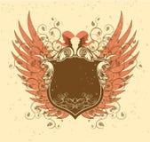 Hoornen en Vleugels. Royalty-vrije Stock Fotografie