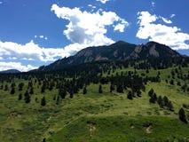 Hoosierpas, Colorado royalty-vrije stock foto's
