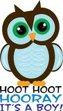 Hoot Boy Royalty Free Stock Images