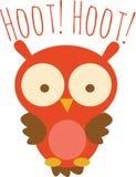 Hoot Hoot Stock Photography