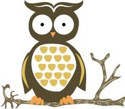 Hoot Owl Stock Photo