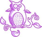 HOOT OWL Stock Photography
