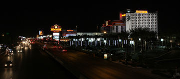 Hooters Hotel and Casino, Las Vegas, NV. Royalty Free Stock Photo