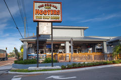 Hooters Restaurant Royalty Free Stock Photos