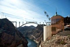 hoover запруды перепуска моста Стоковое Изображение RF