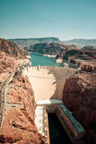 A Hoover Dam Stock Photography