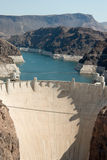 A Hoover Dam Royalty Free Stock Photography