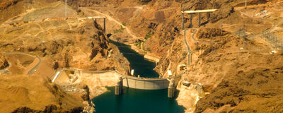 Hoover Dam Stock Images